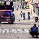 20 De Julio En La Capital de la Resistencia. Defensores De DD. HH, Primera Línea por la Vida