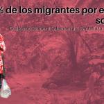 El 20 % de los migrantes por el Darién son niños